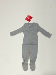 Hanna Andersson baby boy coverall stretchie nb 0 3 6 9 12 18 24 m 2 3 y RRP $42