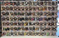 Funko Pop 💎 PICK 6 PER ORDER 💎 READ FIRST LOT OF 6 OUT 9 PICS 🚀 BEST DEAL 🚀