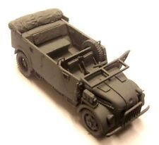 Milicast Bg247 1/76 Resin Wwii German Steyr 1500A Personnel Truck Type 40 (Late)