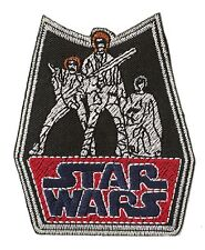 Patch écusson patche Star Wars vintage thermocollant brodé
