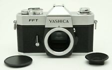 Yashica FFT 35mm SLR Film Camera Body Only M42 Mount from Japan