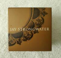 Jay Strongwater Green & Tan Enamel Swarovski Crystals Octagonal Frame NWB