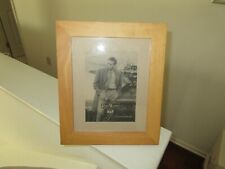 Picture Frame, Rare Woods , 5X7 , 1993 Hutcheson Photography