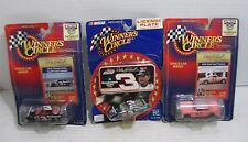 3 Dale Earnhardt Sr Race Champions Winner Circle 1/64 Die Cast Cars Lot # 01