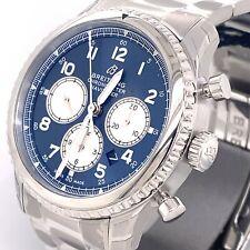 Breitling  Navitimer 8 B01 Chronograph 43mm Watch AB0117131C1A1  -BRAND NEW!