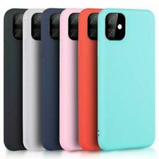 COVER CUSTODIA PER APPLE IPHONE 11 11 PRO MAX  XR XS + PELLICOLA VETRO TEMPERATO