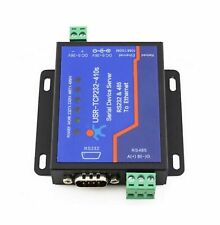 USR Usr-Tcp232-410S RS232 / RS485 Serial to Ethernet Adapter/IP Device Server...