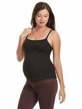 Cosabella Small S Maternity nursing cami camisole sleep top talco1912 black