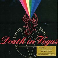 DEATH IN VEGAS - SCORPIO RISING (2CD+BONUS)  2 CD NEU
