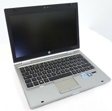 NOTEBOOK  LAPTOP  PC PORTATILE HP 2560P CORE i5 2.5G RAM 4GB SSD160GB  WIN 7 P.