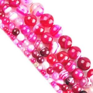 Lots Natural Gemstone Round Spacer Loose Beads Choose 4MM 6MM 8MM 10MM 12MM