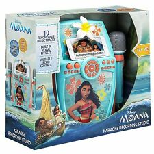 eKids Moana Digital Recording Studio with Dual Microphones