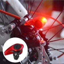 Bike Safety Warning Light Brake Light Automatic Control MTB Bike LED Light
