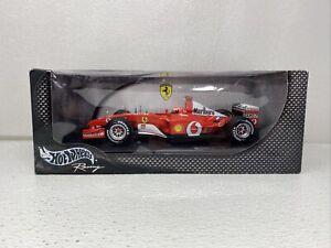 1/18 Mattel 2002 Ferari F2002 Michael Schumacher W Marlboro  #54626