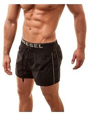 NWT Diesel SEASIDE-E. Sz L. Swim Short. Black Color. Shorts Board. MRSP $60.00