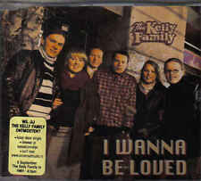 The Kelly Family-I Wanna Be Loved cd maxi single 2 tracks