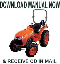 kubota l2501 tractor ebay rh ebay ca kubota l2800 service manual download