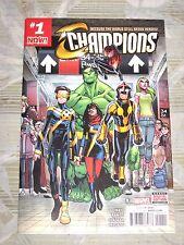 Champions #1 Humberto Ramos Art & Cover Marvel Comics 2016 Mark Waid! Spider-Man