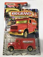 Matchbox Candy Series 100 Grand International Armored Car
