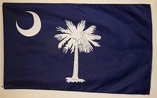 South Carolina 3' X 5' Premium Outdoor Flag Built for Flying USA Seller
