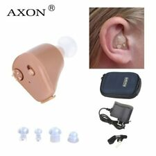 AXON K-88 Hearing Aid Rechargeable Mini Hearing Aids Sound Amplifier Invisible
