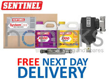 Sentinel System Care Pack 1 - 22mm System Filter, X100 1L, X800 1L, SESI  *NEW*