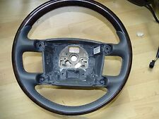 1 VW lenkrad holz holzlenkrad Touareg Phaeton myrthe anthrazit steering wheel