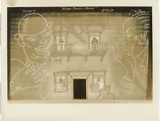 Folies Bergère, Lewis Nathan, 1932 Paramount, vintage silver print, N.Y.Para. Ho