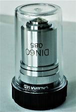 objectif, objective, microscope, EDMUND Achromat 60  pour Nikon, Olympus, Zeiss