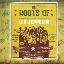 The Roots of Led Zeppelin [Box] [3CD & DVD] RARE OPP.
