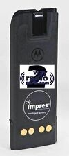 NEW OEM MOTOROLA IMPRES LI-ION SLIM CAP BATTERY NTN9862C XTS1500 XTS3000 XTS5000