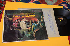 CHARLIE BARNET LP GREAT DANCE.1°ST ORIG USA EX+ DEEP GROOVE TOP JAZZ AUDIOPHILES