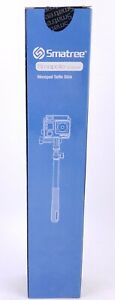 Smatree Telescoping Selfie Stick with Tripod Stand Compatible for GoPro Hero