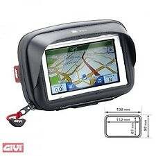 Givi S953B Navigation Device Bag with Sun Shade Mirror Holder