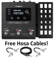 New DigiTech RP360XP Guitar Multi-Effect Floor Processor USB Streaming! RP360 XP