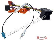 Adattatore ISO OPEL SIGNUM / TIGRA / VECTRA - cavo connettore autoradio con adat