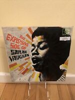 """Vaughan, Sarah""""The Explosive Side Of""""  (Roulette R 52092)  - JAZZ Vocals"""