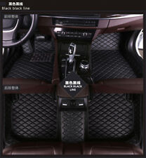 Car Floor Mats fit for alfa Romeo Stelvio  Giulia  2017-2019