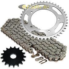 Drive Chain & Sprockets Kit Fits SUZUKI GSX-R750 GSXR750 2000 01 02 03 04 2005