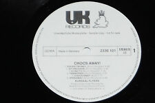 KURSAAL FLYERS -Chocs Away!- LP 1975 UK Records Promo Archiv-Copy mint