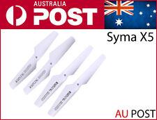 Syma X5 Props Propeller Blades Prop 4pcs X5C X5C-1 X5SW X5SC 2 pairs AU POST