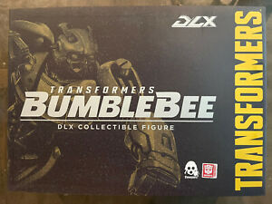 3A ThreeZero Transformers DLX Scale Bumblebee Collectible figure Mint Condition