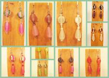 10 PCS Handmade Beaded Teardrop Earrings 10 COLORS Party Pack WHOLESALE LOT