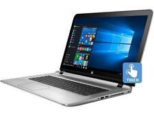 """HP 17-s143cl 17.3"""" Laptop (Factory Recertified) Intel Core i7 7th Gen 7500U (2.7"""