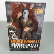 "Halloween II Michael Myers 9"" Scale Figure Rob Zombie Mezco. 2010 Cinema of Fear"