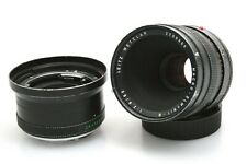 Leica 60mm F2.8 Macro Elmarit R Lens with Extension Tube. 3 cam