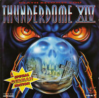 THUNDERDOME XIV 14 = Special German Edition =2CDs= HARDCORE GABBER ID&T!