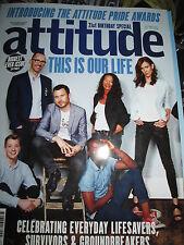 Attitude Magazine July 2015