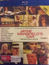 Jayne Mansfield's Car (Blu-ray, 2013) Ex Rental - Billy Bob Thornton - Free Post