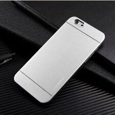 Carcasas Apple color principal plata para teléfonos móviles y PDAs